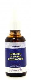 FORMULA SPRAY A BASE DI ESSENZE FLOREALI E OLI ESSENZIALI - FLORA-SLEEP Fiori quiescenti per un sonno riposante e rigenerante