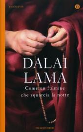 COME UN FULMINE CHE SQUARCIA LA NOTTE di Dalai Lama