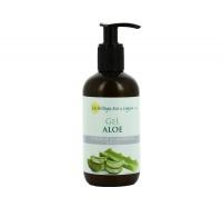 GEL ALOE Con succo di Aloe Barbadensis