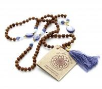 GIOIELLI MALA -  SPIRITUAL GUIDANCE Simbolo di compassione e favoriscono equilibrio, pace e consapevolezza.