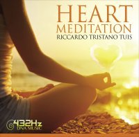 HEART MEDITATION 432 Hz DNA music di Riccardo Tristano Tuis