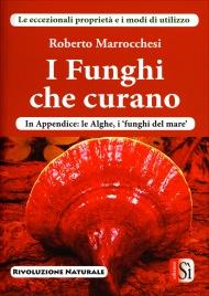 I FUNGHI CHE CURANO Le eccezionali proprietà e i modi di utilizzo di Roberto Marrocchesi