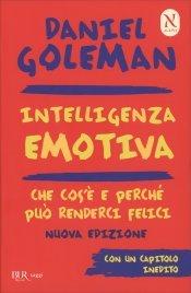INTELLIGENZA EMOTIVA (EDIZIONE ECONOMICA) Che cos'è e perché può renderci felici di Daniel Goleman