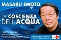 LA COSCIENZA DELL'ACQUA (VIDEOCORSO DOWNLOAD) I cristalli d'acqua rivelano l'influenza dei pensieri sulla realtà fisica di Masaru Emoto