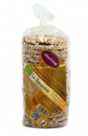 LE SARACENE - GALLETTE DI GRANO SARACENO Cereali antichi lavorati a chicco intero