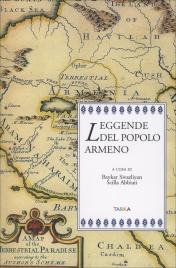 LEGGENDE DEL POPOLO ARMENO di Baykar Sivazliyan, Scilla Abbiati