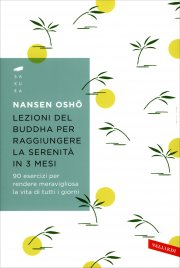 LEZIONI DEL BUDDHA PER RAGGIUNGERE LA SERENITà IN 3 MESI 90 esercizi per rendere meravigliosa la vita di tutti i giorni di Nansen Osho