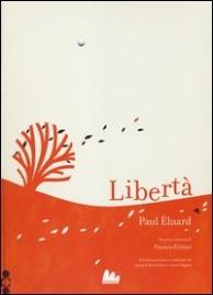 LIBERTà di Paul Éluard