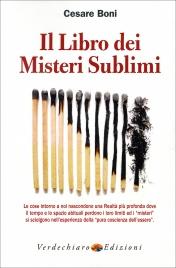 IL LIBRO DEI MISTERI SUBLIMI di Cesare Boni