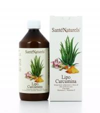 LIPO CURCUMINA Integratore naturale a base di Aloe Arborescens e Curcuma
