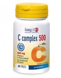 C COMPLEX 500 - ANTIOSSIDANTE Vitamine a rilascio graduale
