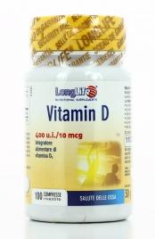 VITAMIN D 400 U.I. - SALUTE DELLE OSSA A base di Vitamina D