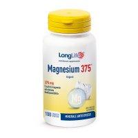 MAGNESIUM 375 MG - MINERAL ANTISTRESS A base di sali di magnesio ad elevata biodisponibilità