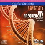 BIO FREQUENCIES - LONGEVITY Regenerate your body di Nicholas Caposiena