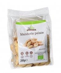 MANDORLE PELATE BIOLOGICHE Perfette per dolci o come snack naturale. Da agricoltura biologica