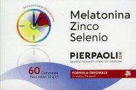 MELATONINA ZINCO-SELENIO Melatonina elisir di giovinezza e benessere
