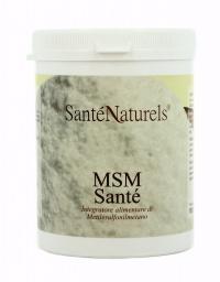 MSM SANTé - 500 G Integratore alimentare a base di Metilesulfonilmetano