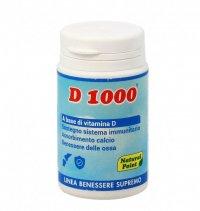 D 1000 Integratore alimentare a base di vitamina D3