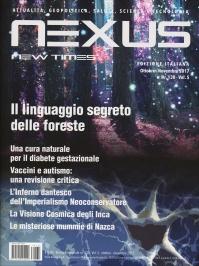 NEXUS NEW TIMES N. 130 - OTTOBRE-NOVEMBRE 2017 Rivista bimestrale - Edizione italiana