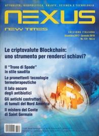 NEXUS NEW TIMES N. 131 DICEMBRE/GENNAIO 2018 Rivista bimestrale - Edizione italiana