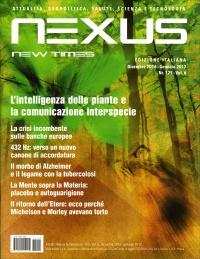 NEXUS NEW TIMES N. 125 - DICEMBRE 2016/GENNAIO 2017 Rivista bimestrale - Edizione italiana