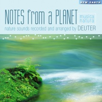 NOTES FROM A PLANET di Deuter