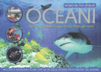 OCEANI: UN VIAGGIO DALLE ACQUE DI SUPERFICIE AGLI ABISSI Avventure pop-up in 3D