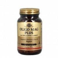 OLIGO MAG PLUS Integratore di magnesio chelato. Contro lo stress fisico, mentale e per il benessere metabolico