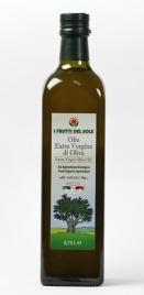 OLIO EXTRA VERGINE DI OLIVA INTENSO Una vera spremuta di olive