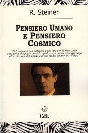 PENSIERO UMANO E PENSIERO COSMICO di Rudolf Steiner