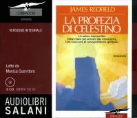 LA PROFEZIA DI CELESTINO - AUDIOLIBRO 8 CD AUDIO Versione integrale di James Redfield