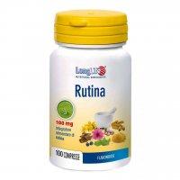 RUTINA 100MG Integratore alimentare utile per capillari, vie urinarie e ritenzioni idrica