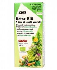 DETOX BIO - DISINTOSSICANTE NATURALE Integratore alimentare a base di 16 piante e con vitamina C naturale, per favorire l'eliminazione delle tossine.