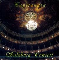 SALZBURG CONCERT (CD DI MUSICA) Sette brani originali eseguiti col Gran Piano Acustico di Capitanata