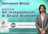 GLI INSEGNAMENTI DI DRACO DAATSON (VIDEO SEMINARIO) di Salvatore Brizzi