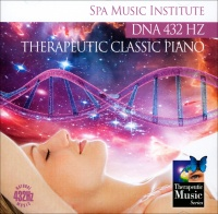 DNA 432 HZ THERAPEUTIC CLASSIC PIANO - VOLUME 1 Natural 432 Hz music di Spa Music Institute