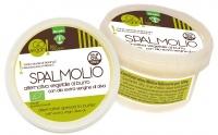 BURRO VEGETALE CON OLIO D'OLIVA - SPALMOLIO Senza olio di palma. 100% vegetale e bio