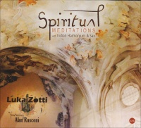 SPIRITUAL MEDITATIONS - 432 HZ With Indian harmonium & sax di Luka Zotti, Alan Rusconi