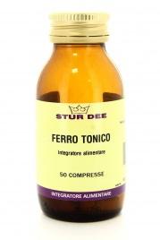 INTEGRATORE ALIMENTARE - FERRO TONICO Associa al ferro sostanze che possono facilitarne l'assorbimento e l'utilizzazione