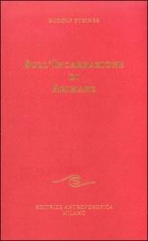 SULL'INCARNAZIONE DI ARIMANE di Rudolf Steiner