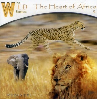 THE HEART OF AFRICA The Wild Series - Vol. 9 di Wychazel