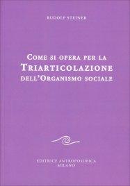 COME SI OPERA PER LA TRIARTICOLAZIONE DELL'ORGANISMO SOCIALE di Rudolf Steiner