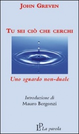 TU SEI CIò CHE CERCHI - UNO SGUARDO NON-DUALE di John Greven