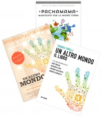 UN ALTRO MONDO - LIBRO CON DVD + PACHAMAMA di Thomas Torelli