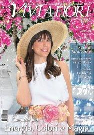 VIVI A FIORI N. 2 - ESTATE 2021 Il Salotto Floreale per Ispirarsi tra Home Styling e Dettagli di Stile di Viviana Grunert