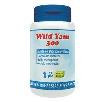 WILD YAM 300 - MENOPAUSA Integratore alimentare a base di Dioscorea