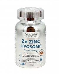 ZN ZINC LIPOSOMé - SISTEMA IMMUNITARIO Integratore alimentare a base di zinco. Per sostenere le funzioni del sistema immunitario