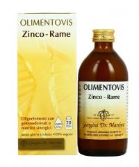 ZINCO E RAME OLIMENTOVIS Per proteggere cellule e sistema immunitario dallo stress ossidativo
