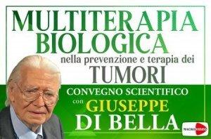 MULTITERAPIA BIOLOGICA (VIDEO SEMINARIO) Nella prevenzione e terapia dei tumori di Giuseppe Di Bella