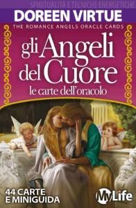 GLI ANGELI DEL CUORE - LE CARTE DELL'ORACOLO 44 carte con miniguida per la lettura e l'interpretazione dei simboli di Doreen Virtue